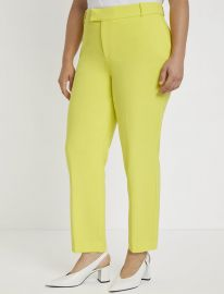 Tailored Ankle Trouser by Eloquii at Eloquii