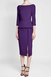 Tailored Dress roland mouret at Stylebop