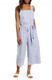 Talia Stripe Jumpsuit by Beachlunchlounge at Nordstrom