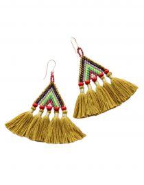 Talitha Earrings at Bluma Project