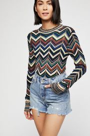 Talk About It Sweater at Free People