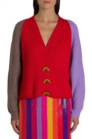 Tally Embellished Cardigan at Italist