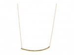 Taner bar necklace by Gorjana at Zappos