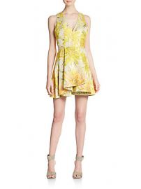 Tanner Dress by Alice and Olivia at Saks Off 5th