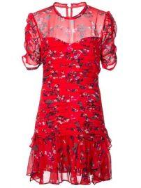 Tanya Taylor Carti Floral Print Dress - Farfetch at Farfetch