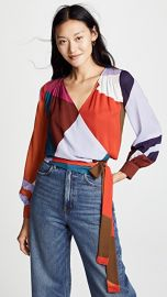 Tanya Taylor Klara Top at Shopbop