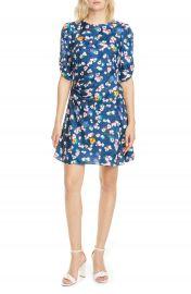 Tanya Taylor Liz Floral Silk Jacquard Dress  Regular  amp  Plus Size    Nordstrom at Nordstrom