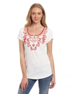 Tanya beaded tee by Lucky Brand at Amazon at Amazon