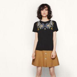 Tapioca T-shirt x at Maje