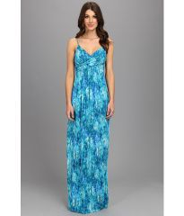 Tart Beth Maxi Teal Snake at 6pm