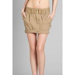 Tasha Twisted Skirt at Guess
