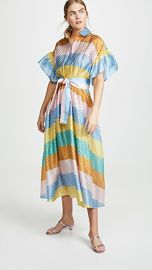 Tata Naka Rainbow Shirtdress at Shopbop