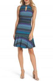 Taylor Dresses Sleeveless Jersey Sheath Dress at Nordstrom