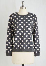 Tea for Too Cute Sweatshirt at ModCloth