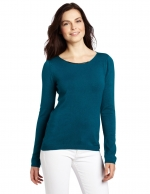 Teal blue sweater by  Calvin Klein at Amazon