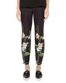Ted Baker Hadas Secret Trellis Pants at Bloomingdales