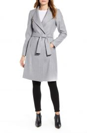 Ted Baker London Ellgenc Belted Wrap Coat   Nordstrom at Nordstrom