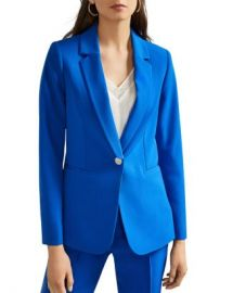 Ted Baker Ariee Working Title Slim Tailored Blazer Women - Bloomingdale s at Bloomingdales