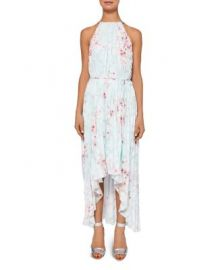 Ted Baker Aureila Soft Blossom High Low Dress   Bloomingdale  39 s at Bloomingdales