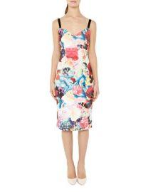 Ted Baker Doona Floral Dress at Bloomingdales