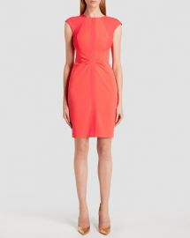 Ted Baker Dress - Acerola Mesh Panel Sheath at Bloomingdales