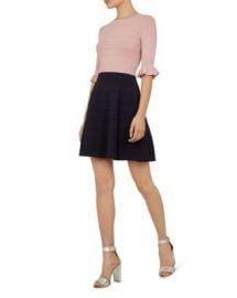 Ted Baker Dyana Color-Block Knit Dress Women - Bloomingdale s at Bloomingdales
