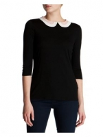 Ted Baker Jamilia peter pan collar top at House of Fraser