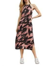 Ted Baker Leahla Sour-Cherry-Print Midi Dress Women - Bloomingdale s at Bloomingdales