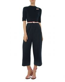 Ted Baker Lesliee Jumpsuit at Bloomingdales