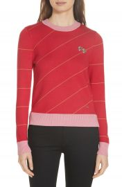 Ted Baker London Color by Numbers Xavier Stripe Sweater   Nordstrom at Nordstrom