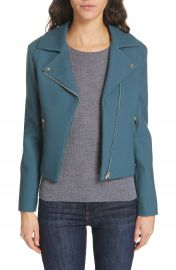 Ted Baker London Colour by Numbers Nisah Biker Jacket   Nordstrom at Nordstrom