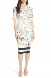 Ted Baker London Highgrove Body-Con Dress at Nordstrom