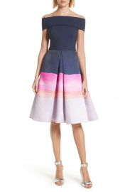 Ted Baker London Holli Off the Shoulder Dress at Nordstrom