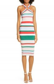 Ted Baker London Iyndiaa Tutti Frutti Body-Con Sweater Dress   Nordstrom at Nordstrom