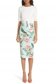 Ted Baker London Julieta Nectar Body-Con Dress at Nordstrom