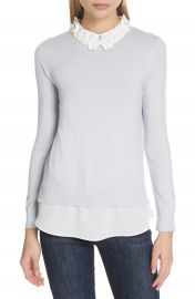 Ted Baker London Natasha Butterfly Sweater at Nordstrom