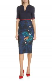 Ted Baker London Yalila Houdini Sheath Dress   Nordstrom at Nordstrom