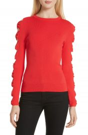 Ted Baker London Yonoh Cutout Sleeve Sweater   Nordstrom at Nordstrom