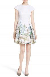 Ted Baker London Yvetta Fit   Flare Dress at Nordstrom
