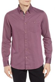 Ted Baker Newyers Geo Shirt at Nordstrom Rack