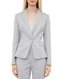 Ted Baker Topstitch-Detail Blazer at Bloomingdales
