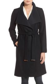 Ted Baker Wrap Coat at Nordstrom