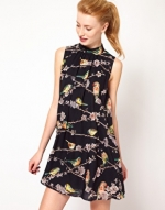 Ted Baker bird dress on Pretty Little Liars from ASOS at Asos