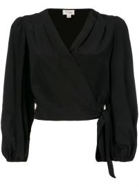 Temperley London Eden Wrap Blouse - Farfetch at Farfetch