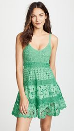 Temptation Positano Rosa Spaghetti Strap Dress at Shopbop