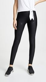 Terez Star Foil Printed Tall Band Leggings at Shopbop