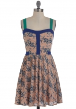 Tessas floral dress at Modcloth at Modcloth