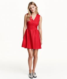Textured Dress at H&M