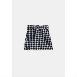 Textured Mini Skirt by Zara at Zara