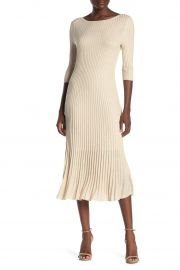 Textured Sheath Dress by 525 America at Nordstrom Rack